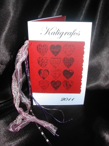 Front of Valentine Invitation