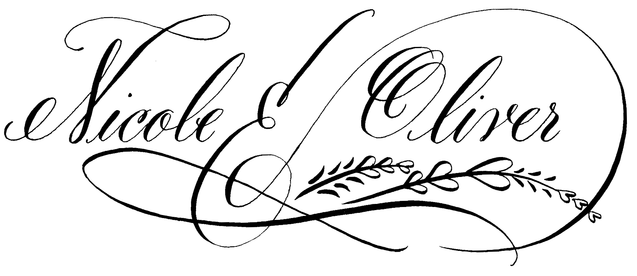 Lettering art studio calligraphy give away lettering My name in calligraphy