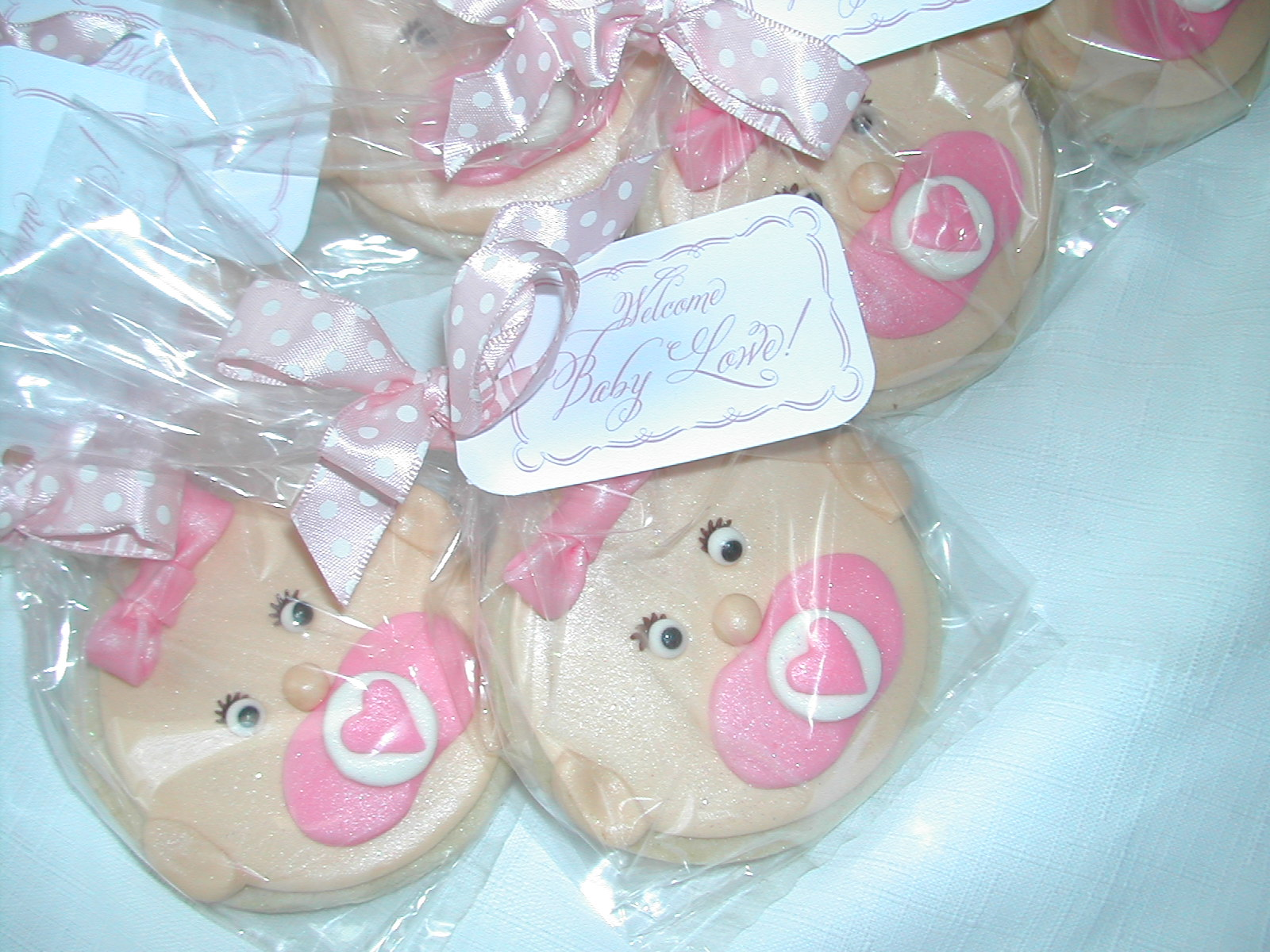 Darling Baby Shower Favors
