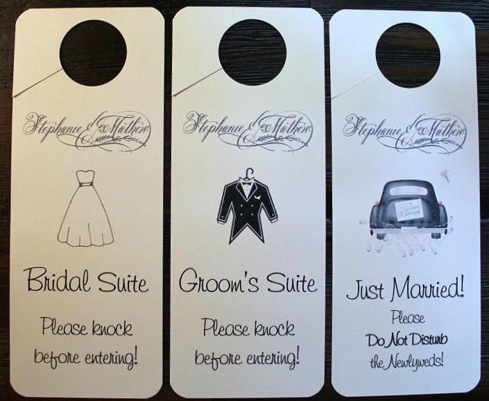 Wedding Hangers Diy diy bridal door hanger crafthubs cool home – Wedding Door Hanger Template