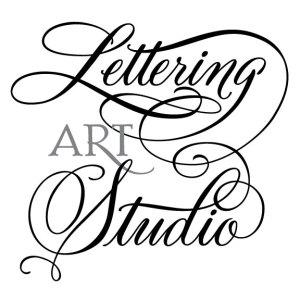 Lettering, Hand Lettering, Calligraphy, Lettering Art Studio, Cursive font
