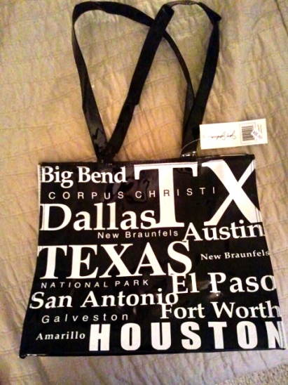 Texas tote bag, OOT Bag idea, Texas Hand bag, Texas Purse, Lettering on Hand bag