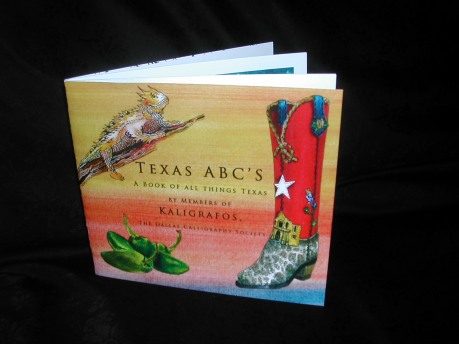 bet letters, Hand lettering, ABC book, Texas ABC book, Children's ABC Book of Texas