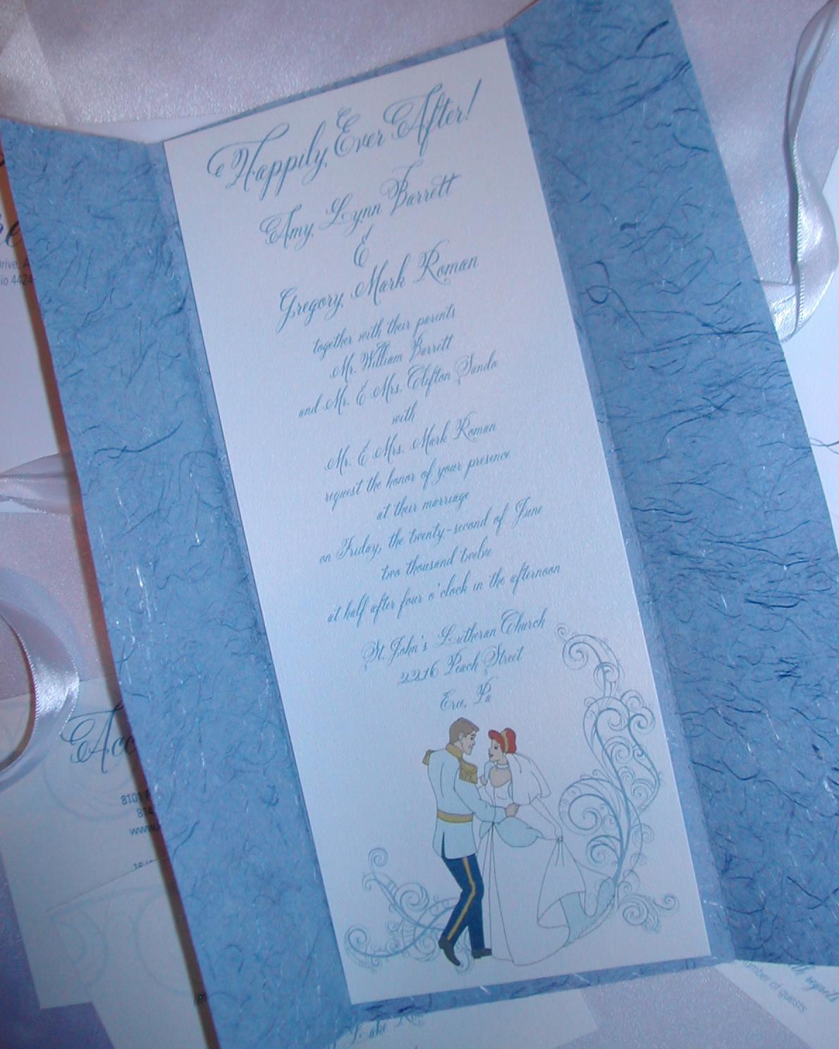 Cinderella Quinceanera Invitations is beautiful invitation example