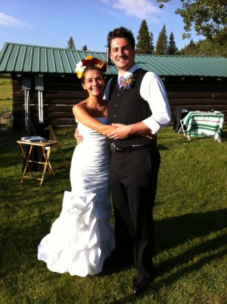 DIY Ranch Wedding, Montana ranch wedding, DIY Wedding