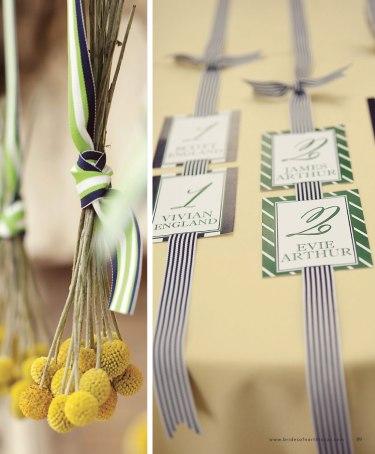 Belluccia font, cursive font, script font, hand lettered font, calligraphy font, wedding font, fancy font, unique place cards, ribbon place cards