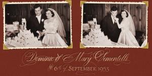 Dom Loves Mary font, calligraphy font, cursive font, script font, wedding font, hand lettered font, calligraphy font