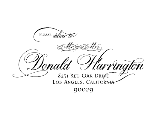 Wedding Invitations Fonts In Microsoft Word: Dom Loves Mary Calligraphy Font Is Launched!
