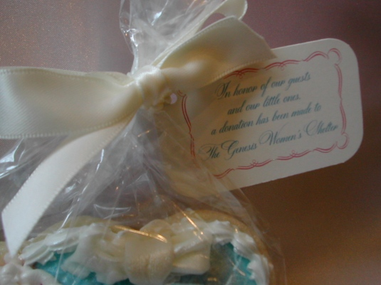 cookie favors, heart cookies, heart cookie favors, double heart cookies, Dom Loves Mary font, calligraphy fonts, cursive fonts, script fonts, wedding fonts, fonts for invitations, fonts for wedddings,cookie favors for baby shower, cookie favors for twin baby shower